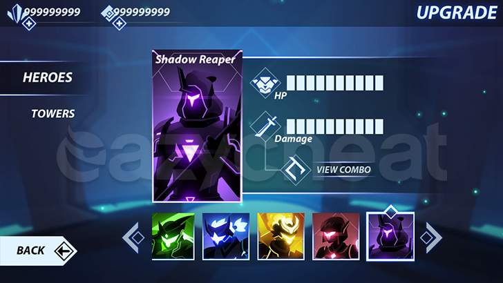 Overdrive - Ninja Shadow Revenge Cheat