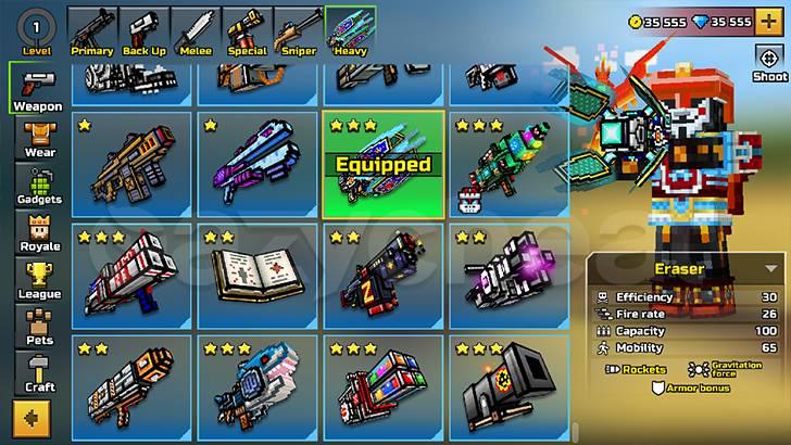 Pixel Gun 3D Cheat
