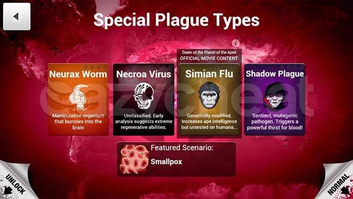 Plague Inc. Cheat