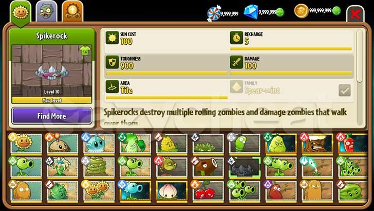 Plants vs. Zombies Cheat