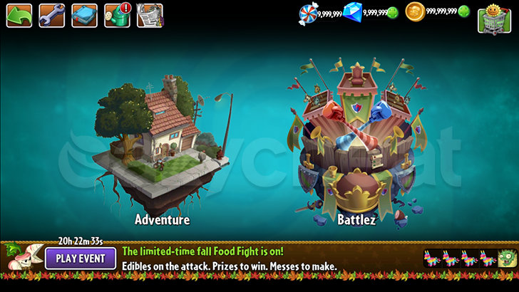 Plants vs. Zombies Cheat