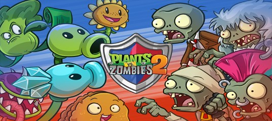 Plants vs Zombies 2 Cheat