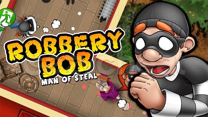 Robbery Bob Cheat