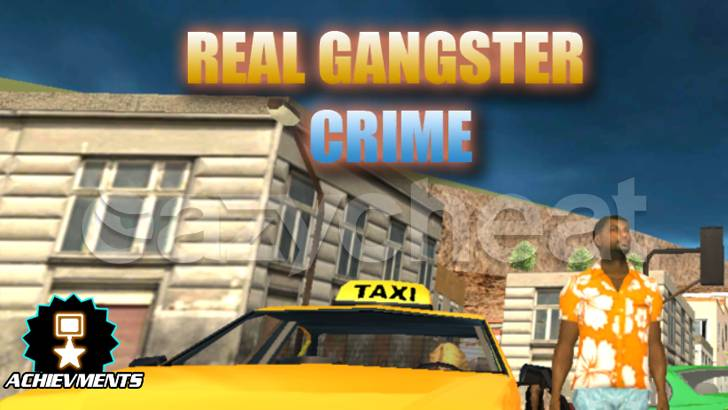 Real Gangster Crime Cheat