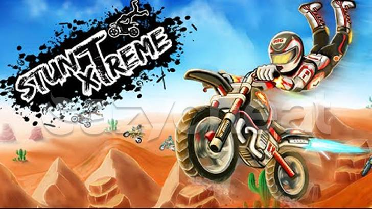 Stunt Extreme - BMX boy Cheat
