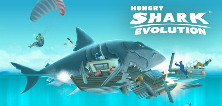 Hungry Shark Evolution Cheat