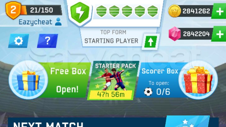Soccer Star 2018 Top Leagues Cheat