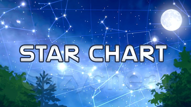 Star Chart Cheat