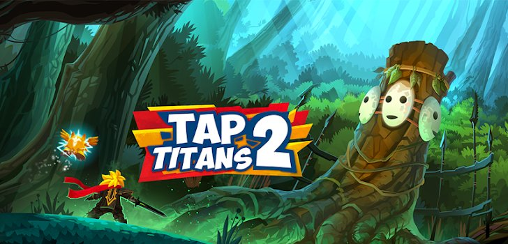 Tap Titan 2 Cheat