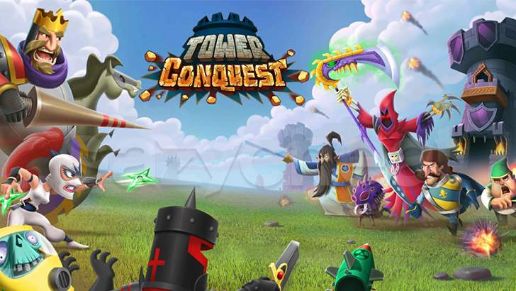 Tower Conquest Cheat