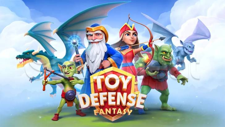 Toy Defense Fantasy - TD Strategy Game Cheat