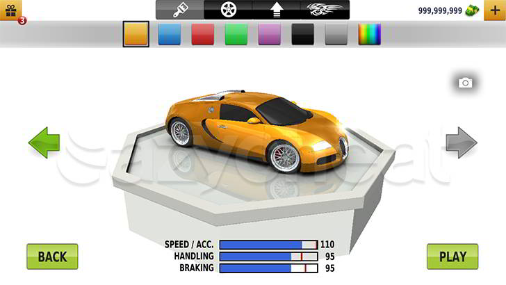 Traffic Racer Cheat