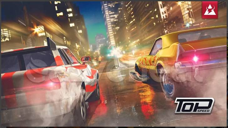 Top Speed: Drag & Fast Racing Cheat