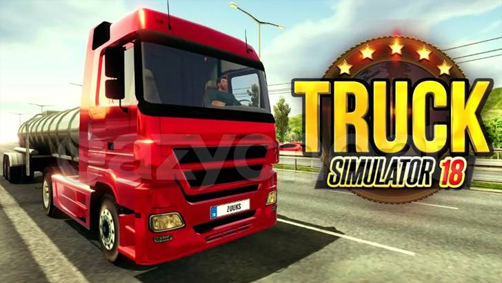 Truck Simulator 2018 : Europe Cheat