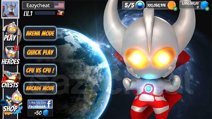 Ultraman Rumble3 Cheat