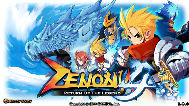ZENONIA® 4 Cheat